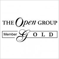 Link toThe open group 1 logo