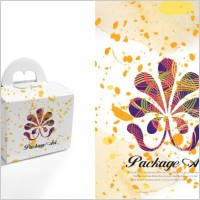 Link toThe package art series graffiti printing and application of 12