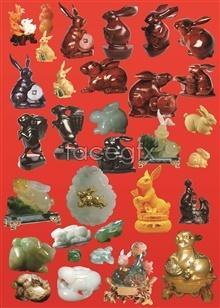 Link toThe rabbit book of jade psd