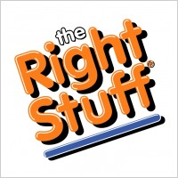 Link toThe right stuff logo