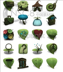 Link toThe secret garden icons