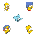Link toThe simpsons icons