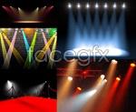 Link toThe stage spotlight psd