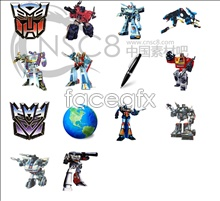 Link toThe transformers series 3