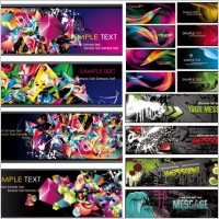 Link toThe trend of several ultrabeautiful vector background