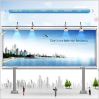 Link toThe urban outdoor display ad template stratified