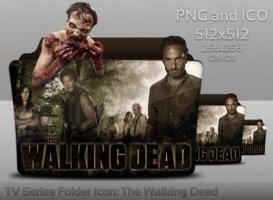 Link toThe walking dead folder icon