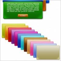 Link toThe web20 decorative module psd