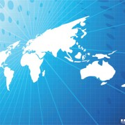 Link toThe world map background vector