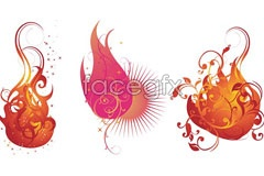 Link toThree vectors of fire pattern