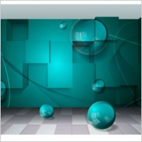 Link toThreedimensional space for creative business background vector 3
