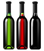 Link toTiered wine bottles psd