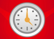 Link toTime icon vector free