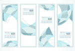 Link toTint abstract banners vector