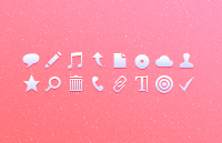 Link toTiny icons psd