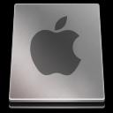 Link toTitanium hard drive icons