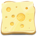 Link toToast cheese icon