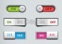 Link toToggle switches ui elements