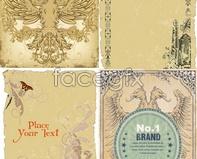 Link toToilet paper pattern graphic classic lace border vector