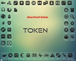 Link toToken - custom icon pack v1 (by vuvuzelahero)