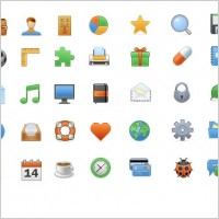 Link toToolbar icon set icons pack