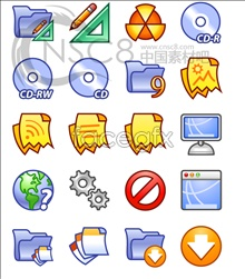 Link toTooth shape system icons