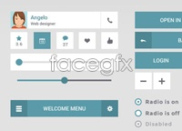 Link toTouch 50px ui kit