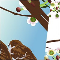Link toTow bird on tree