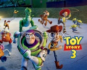 Toy story poster design psd