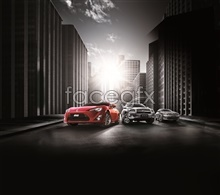 Link toToyota rav4 car ads psd