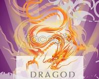 Link toTraditional culture gallery dragon vector ai format