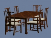 Link toTraditional furniture 001- chairs 110 (max) 3d model