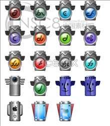 Link toTraffic lights-software icons