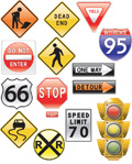 Link toTraffic signs theme