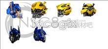 Link toTransformers avatar icons