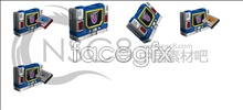 Link toTransformers blaster tenko icon