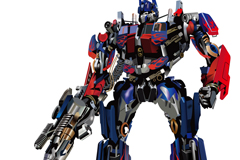 Link toTransformers optimus prime cartoon vector
