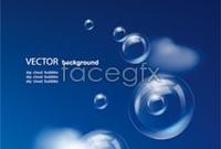 Link toTransparent bubble vector