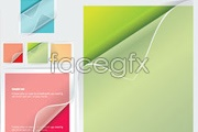Link toTransparent cell phone sticker vector