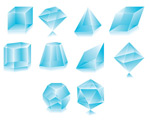 Link toTransparent diamond vector