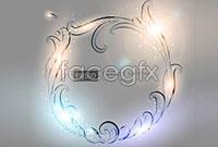 Link toTransparent light splash vector iii