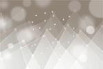 Link toTransparent triangle background vector