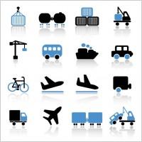 Link toTransport icon 03 vector