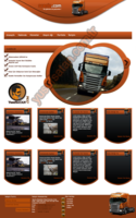 Link toTransport interface psd template