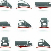 Link toTransport logo illustration vector 02