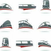 Link toTransport logo illustration vector 05