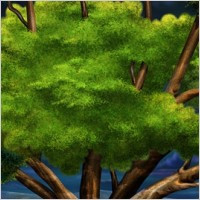 Link toTrees psd layered