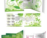 Link toTrend brochure design 02 vector