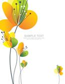 Link toTrend flower illustrations vector