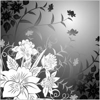 Link toTrend line drawing vector flowers